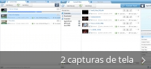 Colagem de capturas de tela para Any Video Converter Freeware