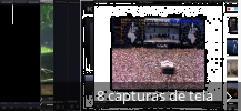 Colagem de capturas de tela para The KMPlayer