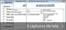Colagem de capturas de tela para WorldUnlock Codes Calculator
