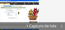 Colagem de capturas de tela para TravianManager