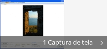 Colagem de capturas de tela para Wallpaperio Zune HD Maker