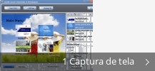 Colagem de capturas de tela para ImTOO Convert PowerPoint to DVD Business