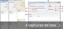 Colagem de capturas de tela para Stata Installation Qualification Tool