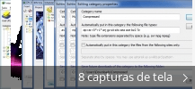 Colagem de capturas de tela para Internet Download Manager